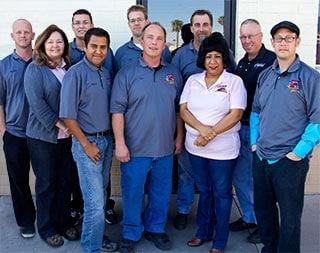 Capitol Collision Professional Team Photo