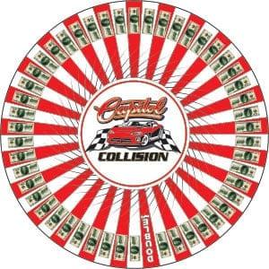 Referral Rewards Prize Wheel