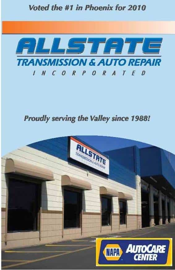Allstate Transmission Repair, Mechanical Repair Phoenix, AZ