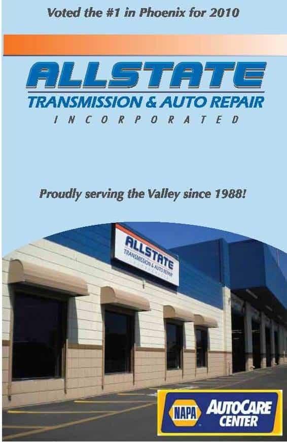 Allstate Transmission Repair, Mechanical Repair Phoenix, AZ