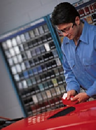 Collision Repair Paint Services, and Equipment