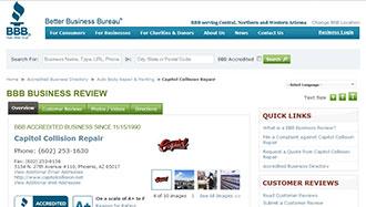 Better Business Bureau BBB A+ Rated